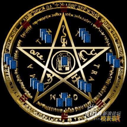 中国塔罗牌协会这些虽然都公开禁止学黑魔法