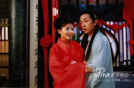 《白蛇传》剧中刘涛饰演的白素贞非常传神,赵雅芝版的《新白娘