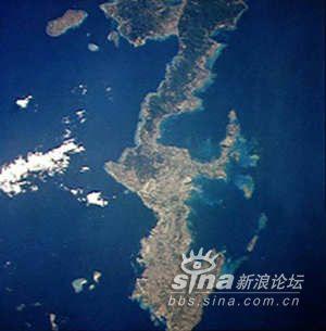 我国面积最大的岛屿是