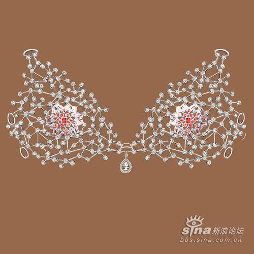 珠宝首饰设计时造型的设计,立体构成的一切规则在这里都适用