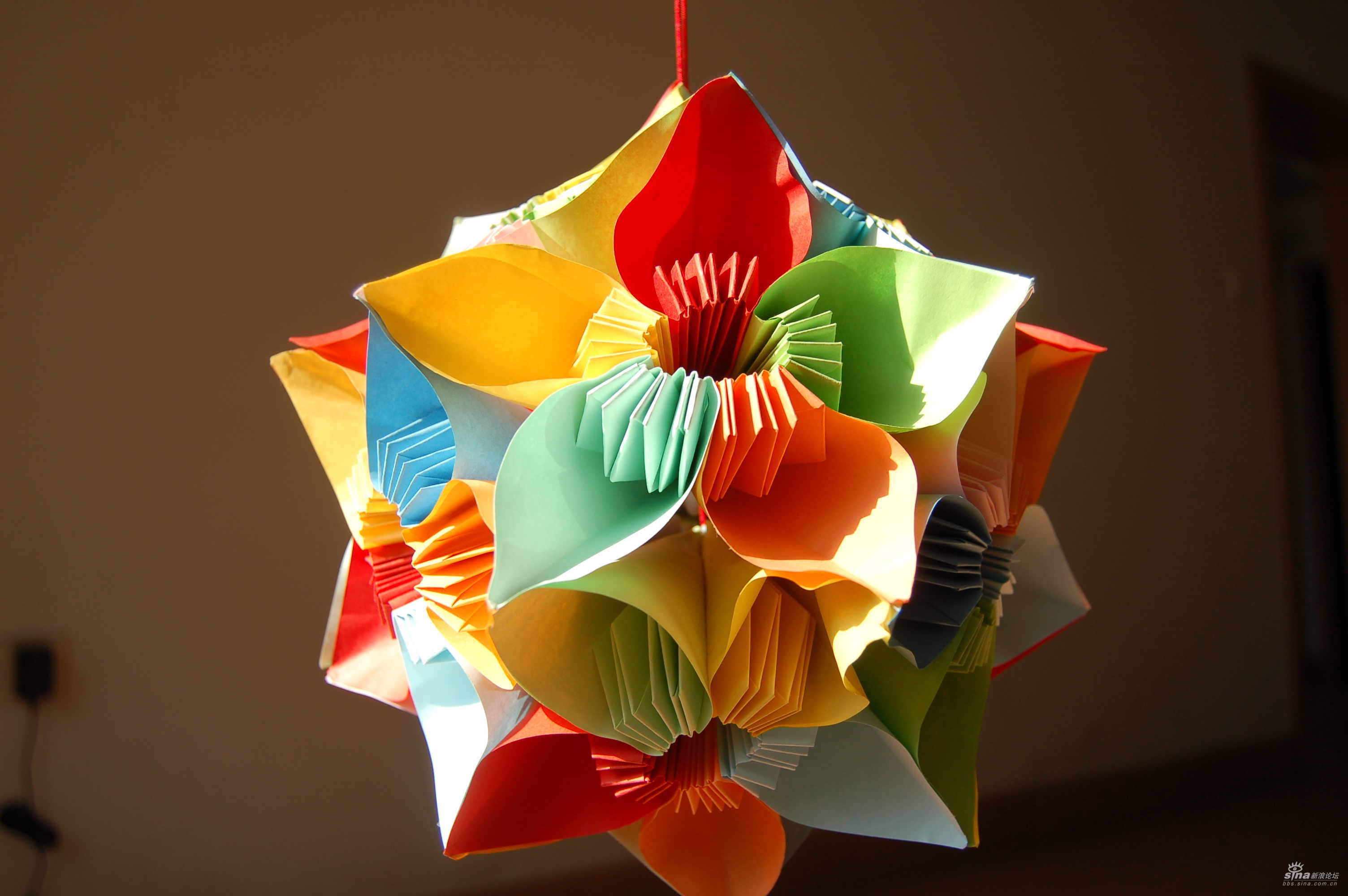 花球灯笼制作步骤