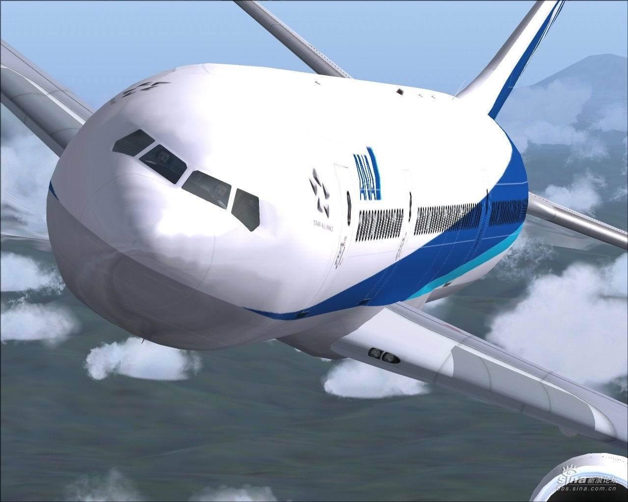 波音787是中型机,这种飞机有3种型号