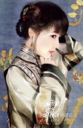 ...金庸作品中十大可爱女排行榜(图)   作者:   在十大可爱女上榜...