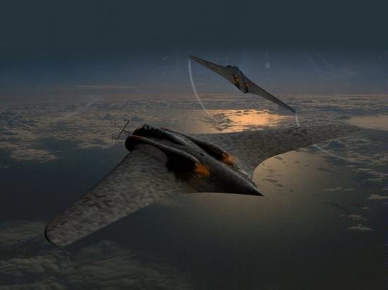 水平尾翼和垂直操纵面的布局才能最大程度地消除阻力