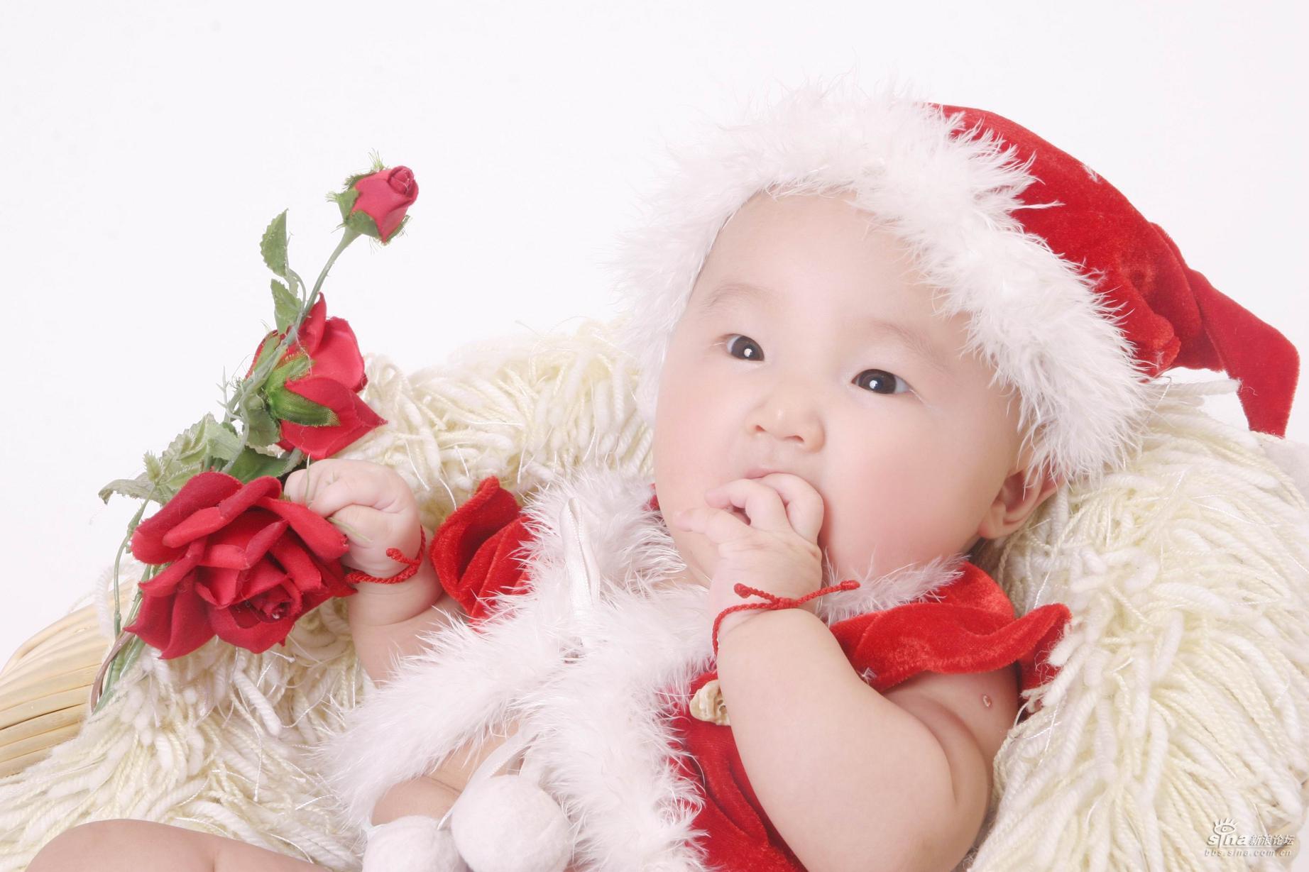 星光熠熠宝宝秀----小眼睛的宝宝也可爱