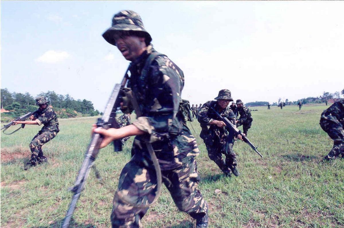 中国特种部队之战斗力之源图片
