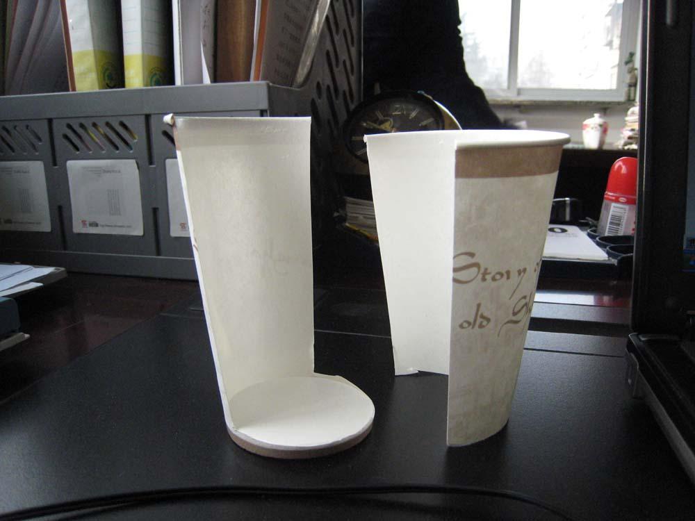 纸杯手工马的制作步骤