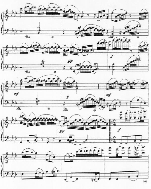 民族风格钢琴曲 跃动 音频 曲谱