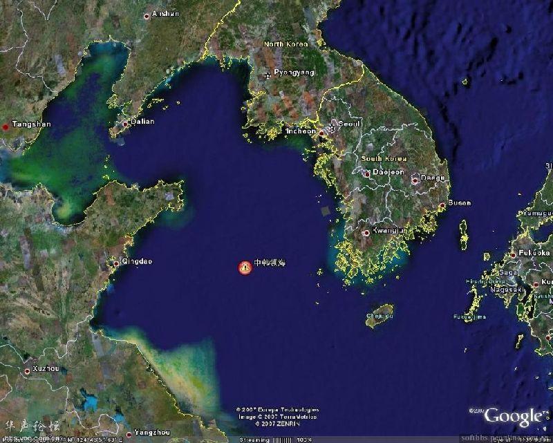 琉球群岛中日之间:3500平方公里