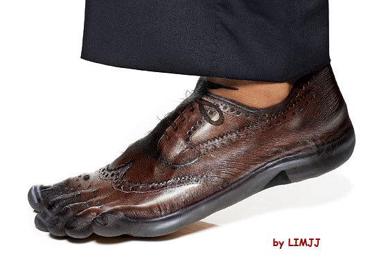 男士鞋子设计图