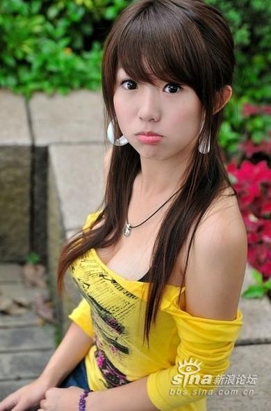 中国美女的十大标准在网游MM身上的完美展现图片