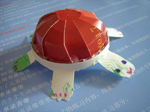 雨默同学幼儿园作业,冬天里的小动物