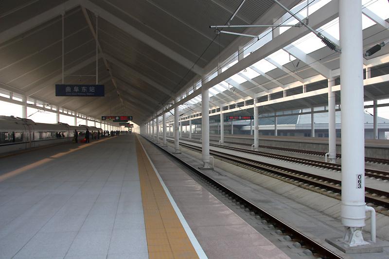 京沪高铁曲阜东站至上海虹桥火车站途经什么地方 京沪图片